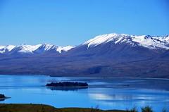 Nueva Zelanda - Monte Jhon