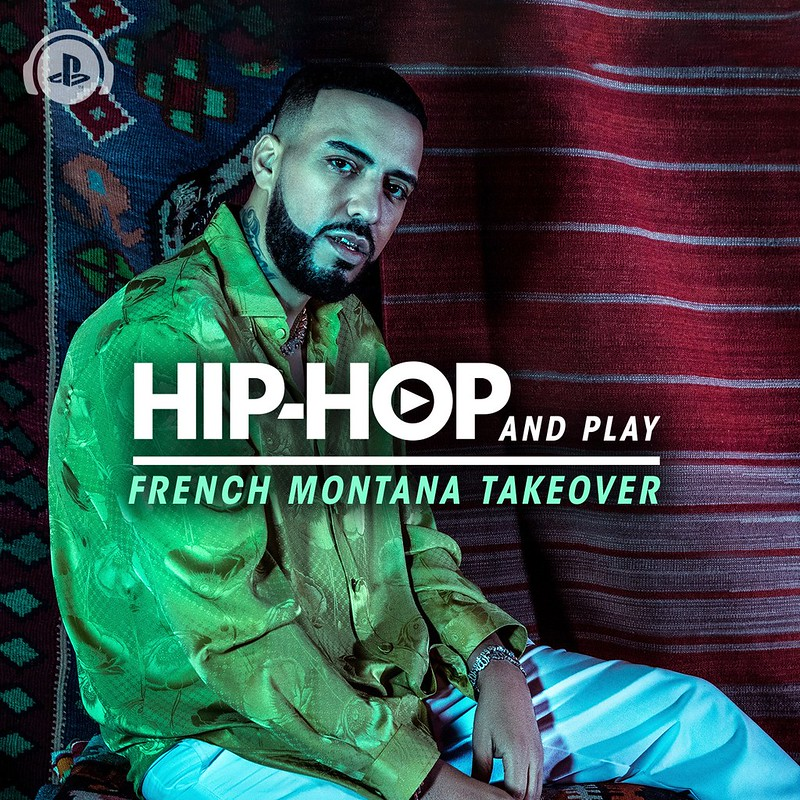 Hip-Hop and Play: French Montana