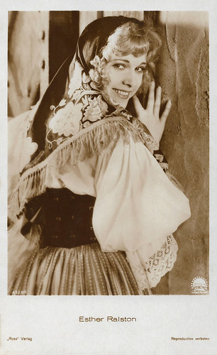 Esther Ralston in The Case of Lena Smith (1929)