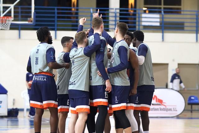 JORNADA 22 | Club Melilla Baloncesto - Carramimbre Valladolid (ORO 19/20)