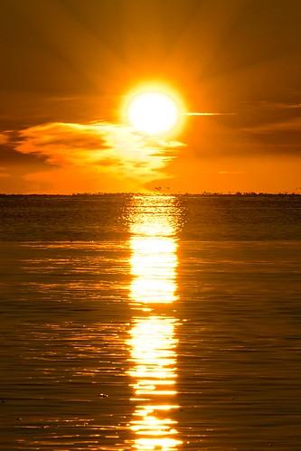 sunrise irvingnaturepark beach clouds water fundy saintjohn canada straitintothesun sun