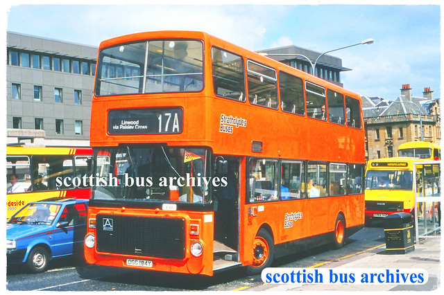 STRATHCLYDE BUSES A88 OGG184Y