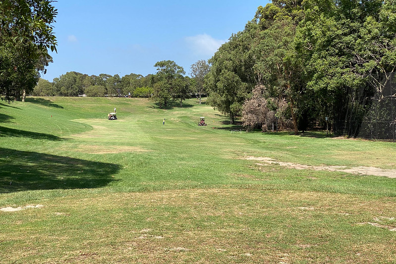 Hole 5, Cammeray Golf Club
