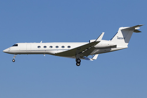 Khosla Ventures LLC Gulfstream G-V N85NV | by Maarten Dols