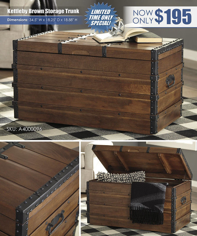 Kettleby Brown Storage Trunk_A4000096