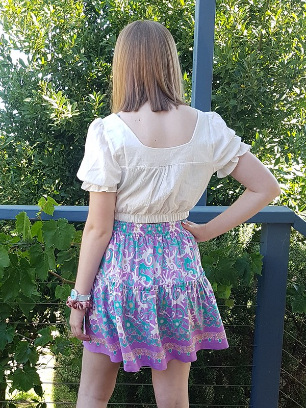 Kami skirt by The Hemming in cotton from Borneo