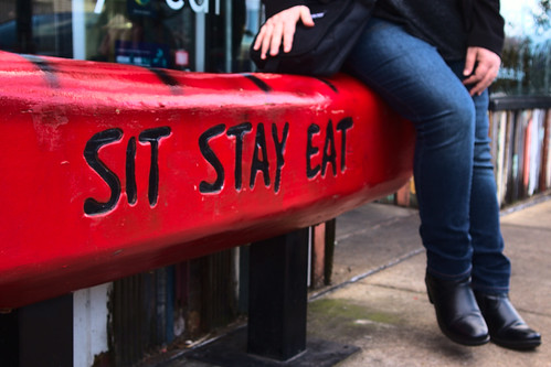 Sit Stay Eat | by toewsrus