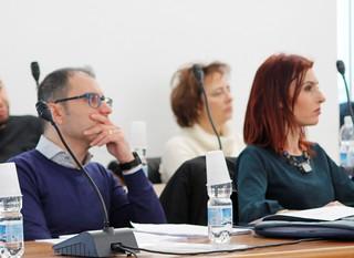 I consiglieri Lanfranco Netti e Imma Bianco