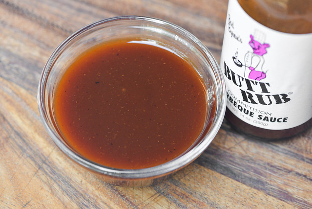Bad Byron's Butt Rub Barbeque Sauce