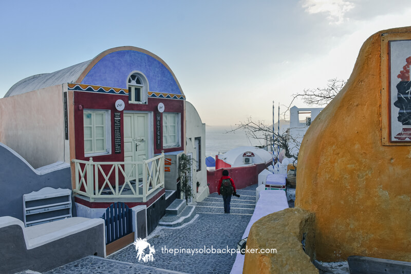 SANTORINI WALKING TOUR