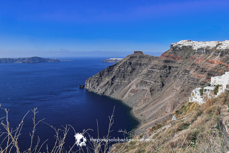 SANTORINI TRAVEL GUIDE: FIRA VILLAGE