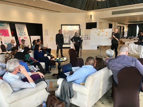 Internal Strategy and Planning Meeting in Cairo (27-31 January 2020)