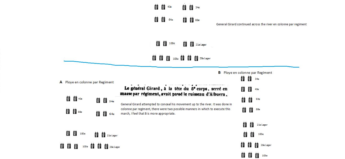 Colonnes - Armée Francaise - colonne par régiment et colonne par bataillon 49470479472_a3208e5654_o