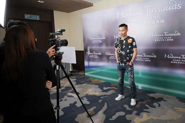 Lee Chong Wei To Grace Madame Tussauds Hong Kong As The First Malaysian Athlete