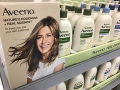 Aveeno, Jennifer Aniston