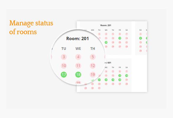 Ap Booking PrestaShop Module - Automatically Update Room Status