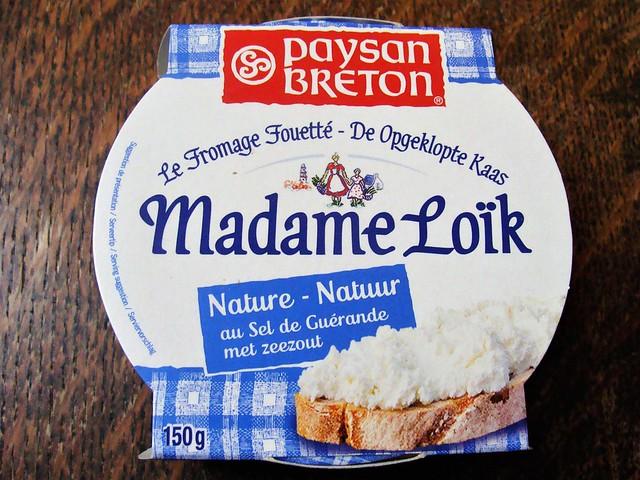 Fromage Fouetté Madame Loïk