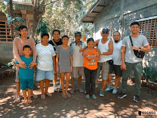 Flordeliz Family in Iriga