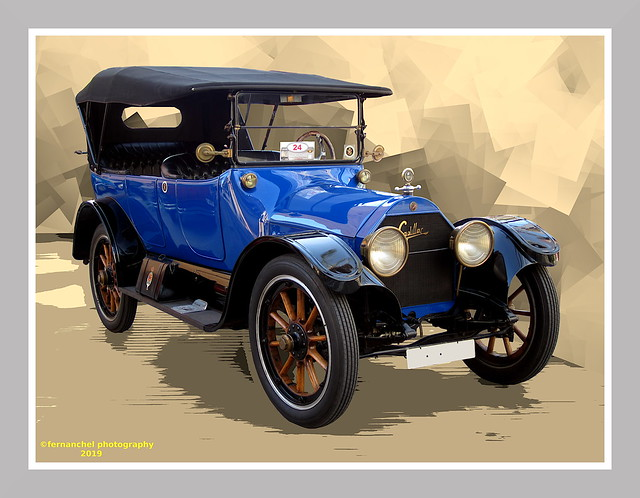 CADILLAC TORPEDO 1912