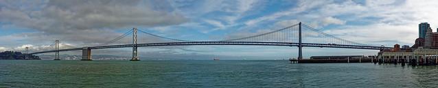 San Francisco - Oakland Bay Bridge - Western Span