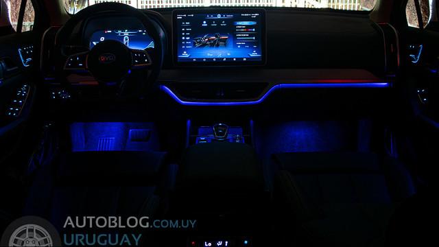 Prueba BYD Tang DM GS DCT AWD PHEV