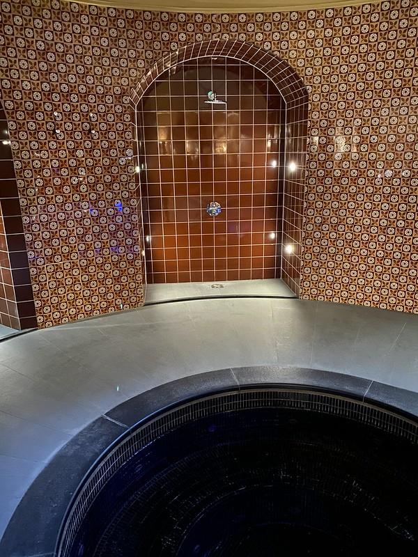 St. Pancras Renaissance London - Spa - Shower