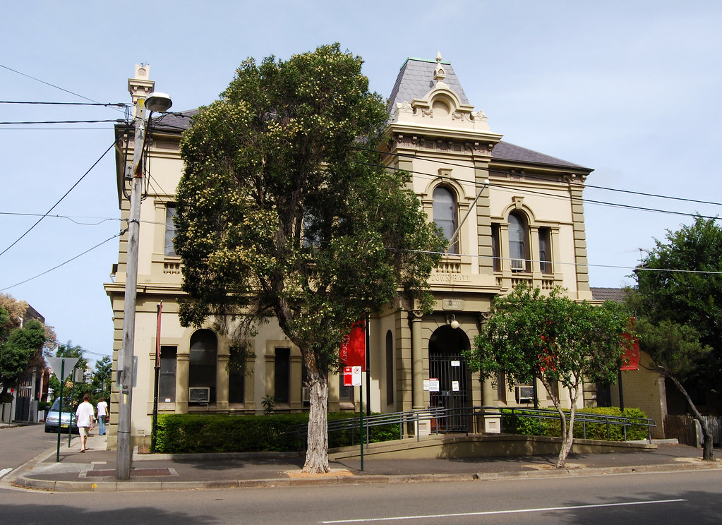 Town Hall, Waterloo, Sydney, NSW.