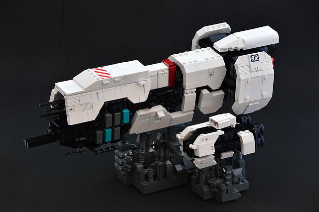 Cargo Frigate