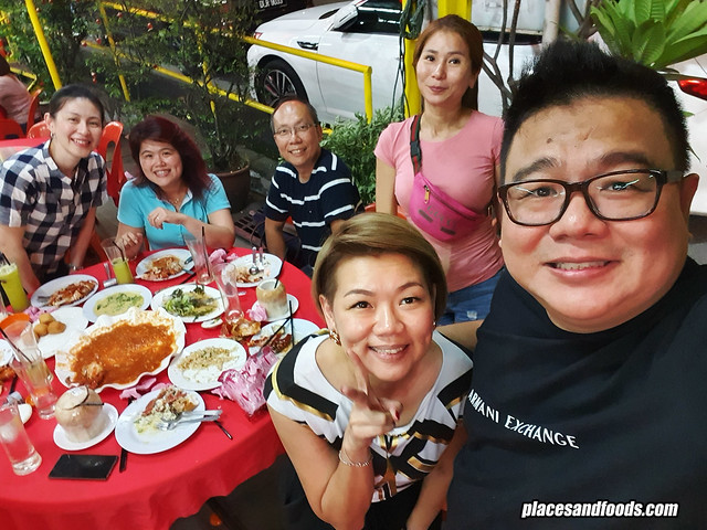 Restoran Sin Chua Kee places and foods
