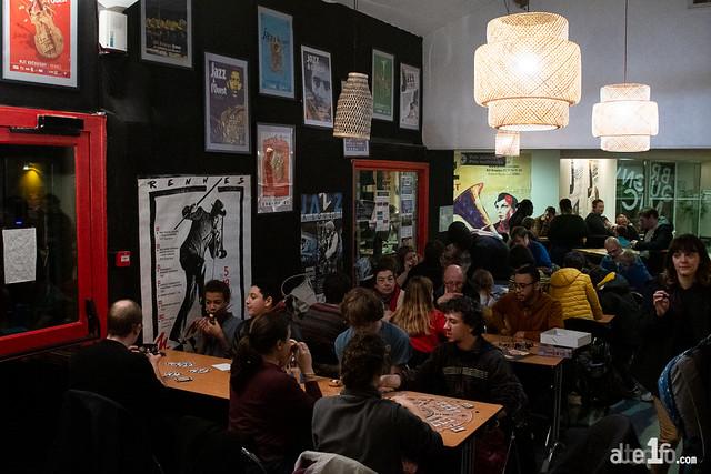 Festival Rennes en jeux 2020 : élection Jeus de l'année @ MJC Brequigny