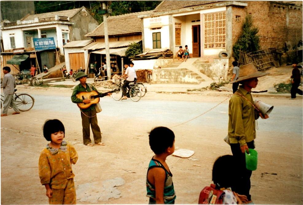 Dien Bien Phu musician