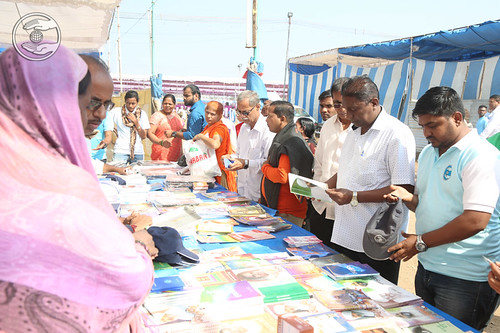 Publications Stall