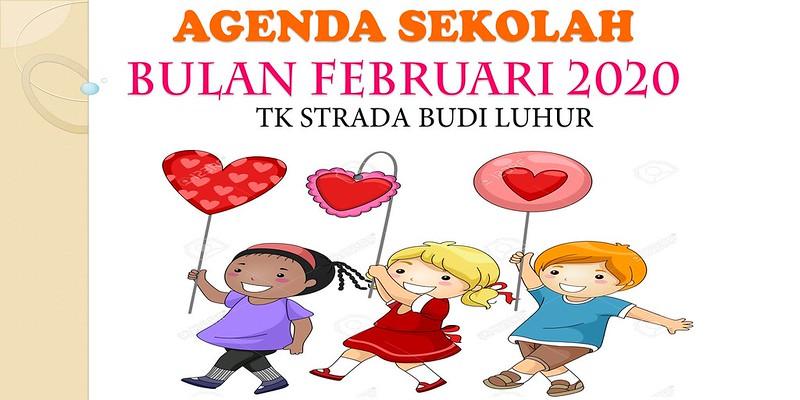 AGENDA BULAN FEBRUARI 2020