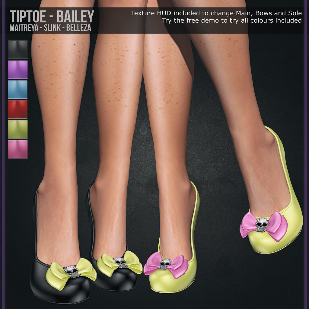 Tiptoe - Bailey
