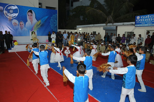 Welcome programme by kids