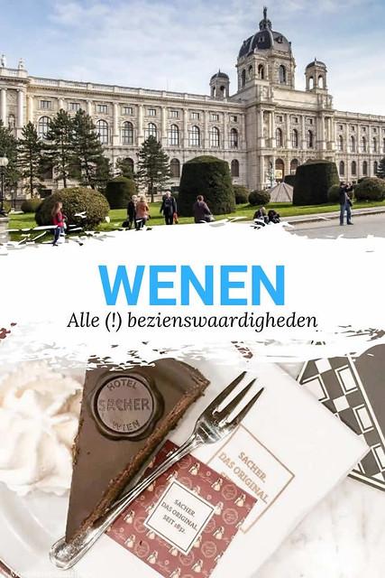 Bezienswaardigheden Wenen | Mooistestedentrips.nl