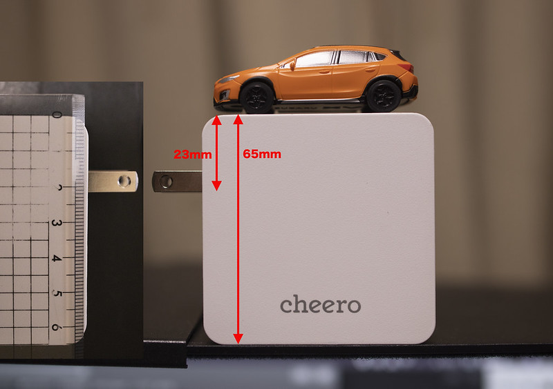 cheero 2 port PD Charger_13
