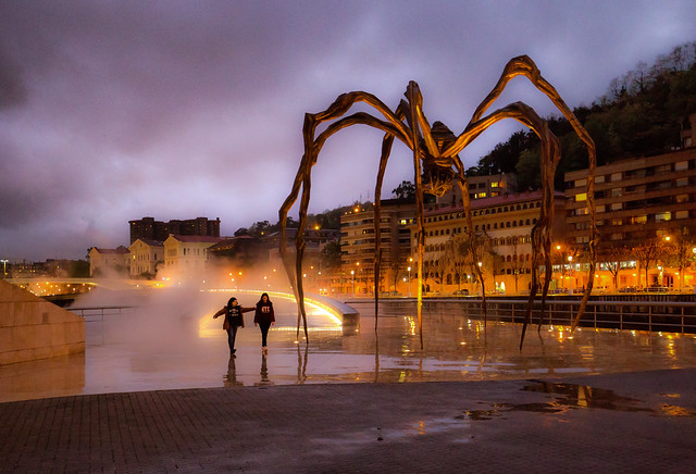 Urban scenery / Bilbao / Spain
