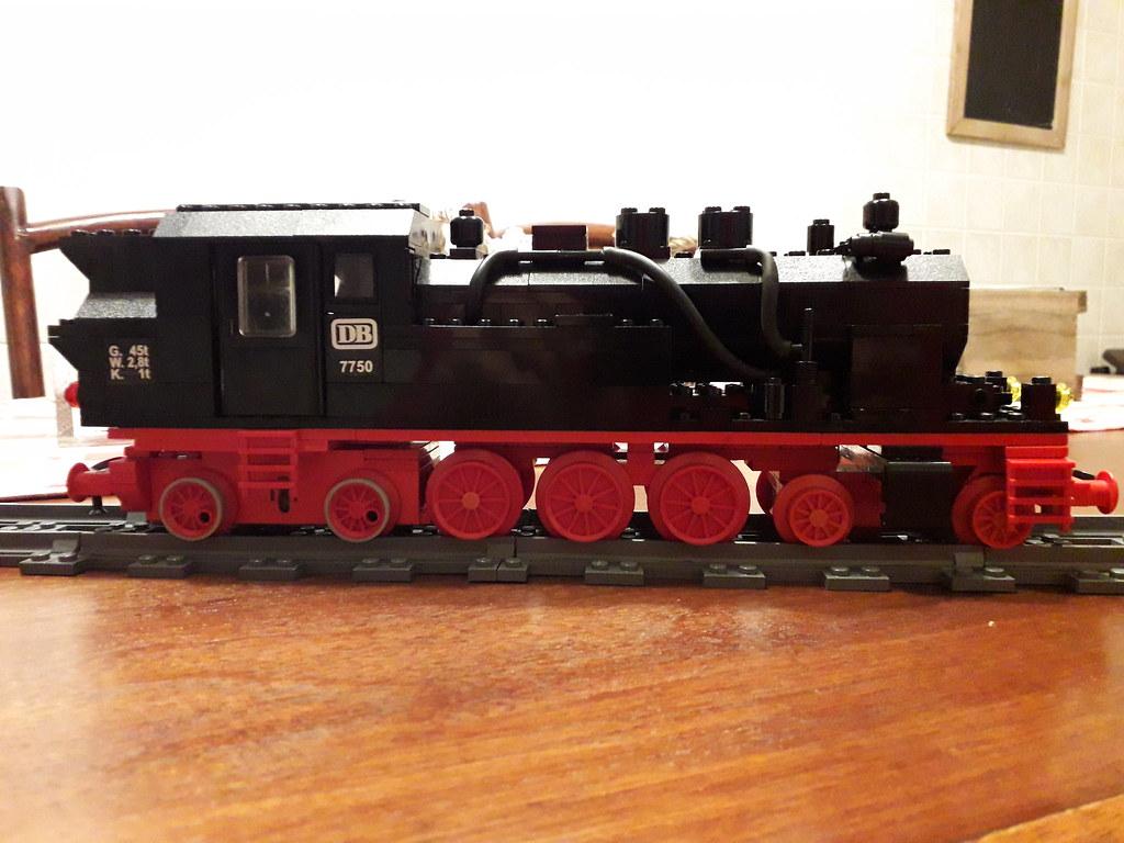 Lego DB BR78 12v - Updated version