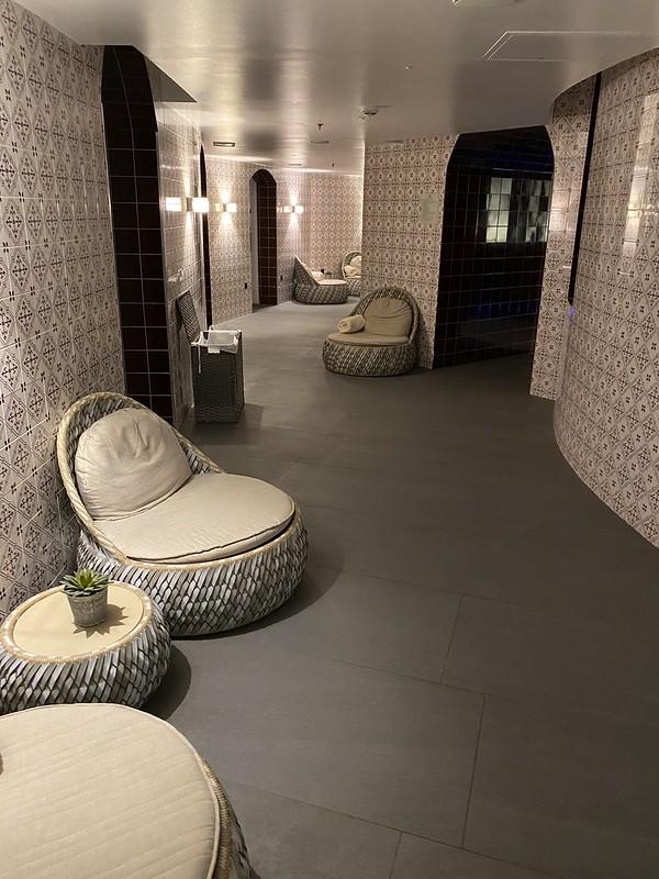 St. Pancras Renaissance London - Spa - Lounge Space