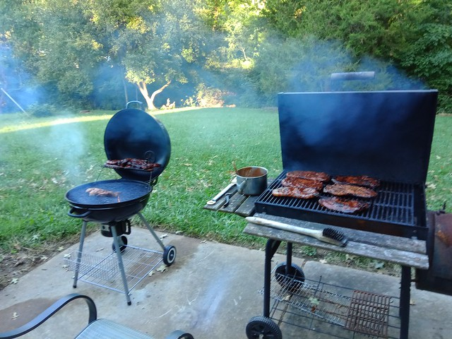 Labor Day Weekend Cookout