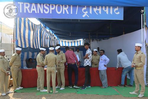 Pavilion of Transport Department