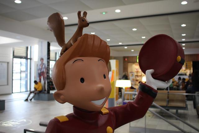 D'après une figurine de Pascal Rodier, personnage d'Émile Bravo - FIBD 2020