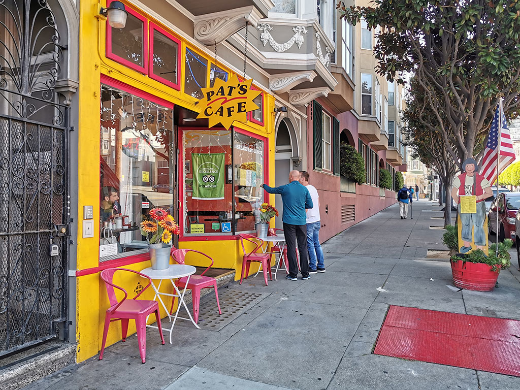 San Francisco vinkit