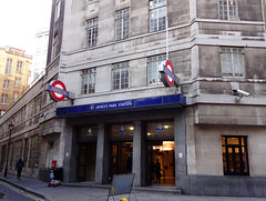 Picture of St James's Park Station