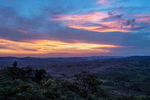 landscape landscapephotography tobphoto africa africansunset lichinga niassa sunset moçambique mozambique