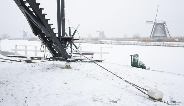 Kinderdijk jan. 2019