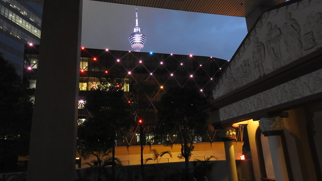 First Evening and Whole Day in Kuala Lumpur