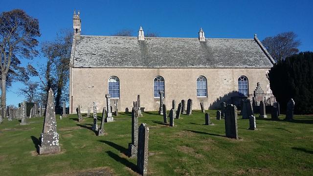 Rayne Parish Church, Kirktown of Rayne, Oct 2019