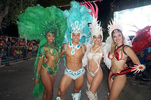 1 noche Carnaval de Ullum